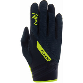 Roeckl Renon Gloves black/yellow